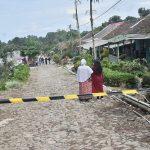 Pengungsi banjir bandang di Bogor