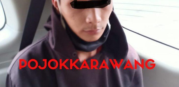 Polres Karawang tangkap pelaku pembunuhan gadis berinisial DSN di Bandung./Foto: IStimewa