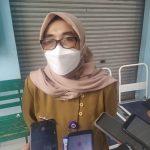 Sekretaris Dinas Kesehatan Kota Bogor, Dr. Erna Nuraena