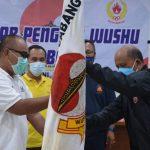 Ucu Asmarasandi Terpilih Menjadi Ketua Wushu Kota Bekasi
