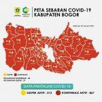 Virus Corona di Bogor