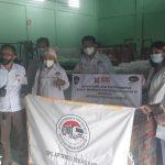 DPC Aptrindo Kabupaten Bekasi Bergerak Bantu Korban Banjir