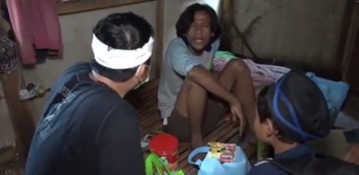 Detik-detik saat Wakil Ketua Komisi IV DPR RI Dedi Mulyadi akan di Gampar mang Iwan.