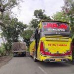 Jalur alternatif Pantura Indramayu