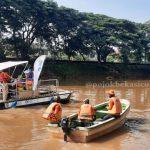 Kapal Pembersih Sungai Segera Beraksi di Kali Bekasi