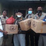 Kompak Ringankan Beban Korban Banjir di 4 Kecamatan