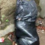 Penemuan mayat dalam plastik di Bogor