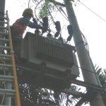 Penjelasan PLN Mengapa Trafo di Depan Kantor Disdukcapil Meledak