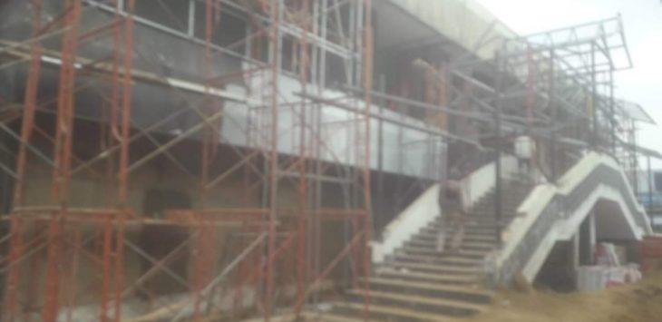 Gedung Swalayan GS pasar jumaah, yang dibangun diperbaiki menjadi gedung mal pelayanan publik madukara. Walaupun di nomenklatur tertulis pembangunan, namun tidak ada aktifitas penggalian pondasi dari awal pembangunan mpp madukara.