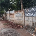 Satpol PP Mulai Selidiki Timbunan Tanah di Depan Kantor Desa Cibening