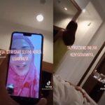 Suami pamer video sedang VC istri ketika berselingkuh