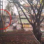 Tiang Trafo Listrik di Depan Kantor Disdukcapil Meledak, Pelayanan Sempat Terganggu