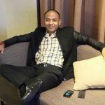 Tokoh muda Partai Golkar Kabupaten Bandung, Tubagus Topan Lesmana