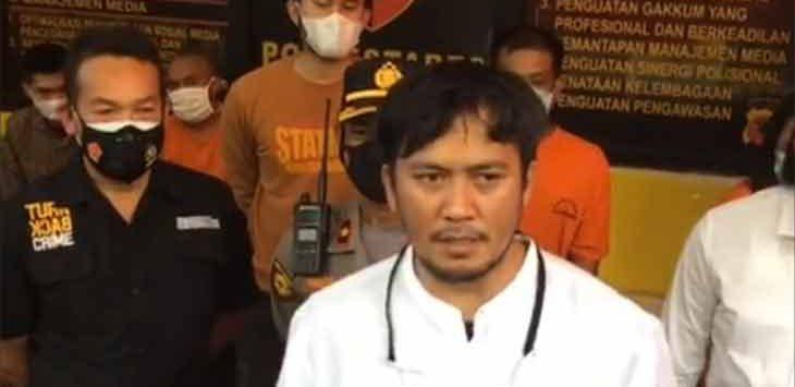 Kasatreskrim Polrestabes Bandung, AKBP Adanan Mangopang