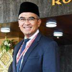 Anggota Komisi 1 DPR RI fraksi NasDem, Muhammad Farhan