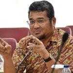 Anggota Komisi II DPRD Jabar, Faizal Hafan Farid
