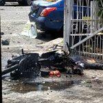 Bom di Makassar