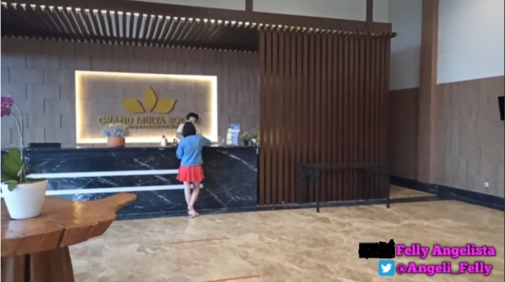 Dugaan video mesum berlokasi di Hotel Grand Mulya Bogor