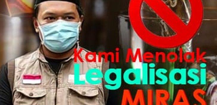 Perwakilan FAIS Karawang, Sunarto./FotoL Istimewa
