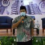 Ketua Gapensi Kabupaten Bogor, Enday Dasuki. Foto/Rishad