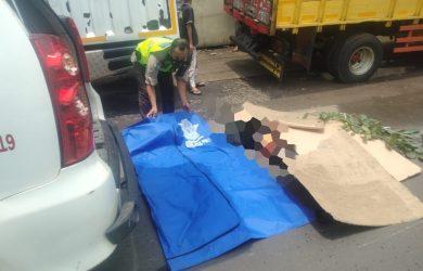 Kecelakaan di Narogong, Pengemudi Genio Terlindas Truk Sampah