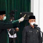 Pelantikn Pj Sekda Kabupaten Bandung