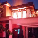 7 Mobil Pemadam Kebakaran Serbu Perumahan Puri Gading Villa