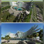 Gambar Pradesain Istana Negara Indonesia