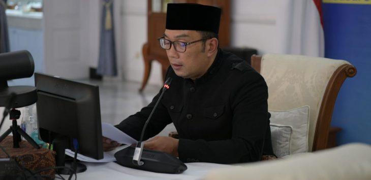 Gubernur Jabar, Ridwan Kamil. Arif/Foto