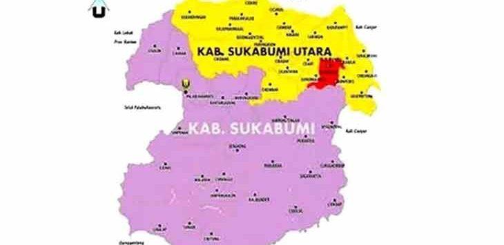 Kabupaten Sukabumi Utara. Ist
