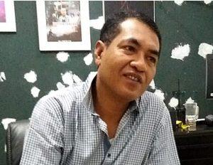 Kasat Intel Karawang, AKP Agustinus Manurung