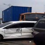 Kecelakaan di Bekasi