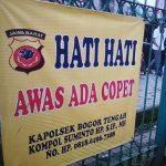Pencurian di Bogor