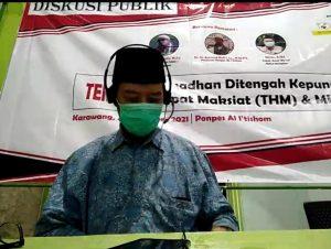 Pimpinan Ponpes Al I'tishom, Achmad Rafi'i