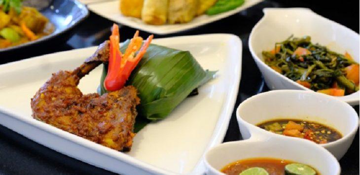 Resep menu Ayam Taliwang./Foto: Istimewa