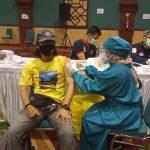 Vaksinasi Covid-19 tenaga pendidik di Kabupaten Bogor