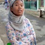 Wanita yang sempat dikira hantu di Cianjur