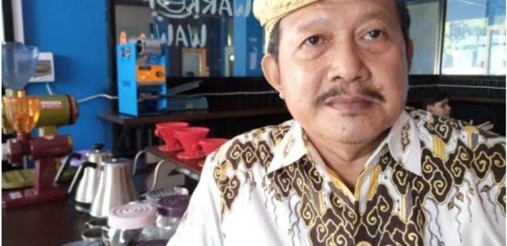 Filolog Cirebon R. Rafan Safari Hasyim./Foto: Istimewa