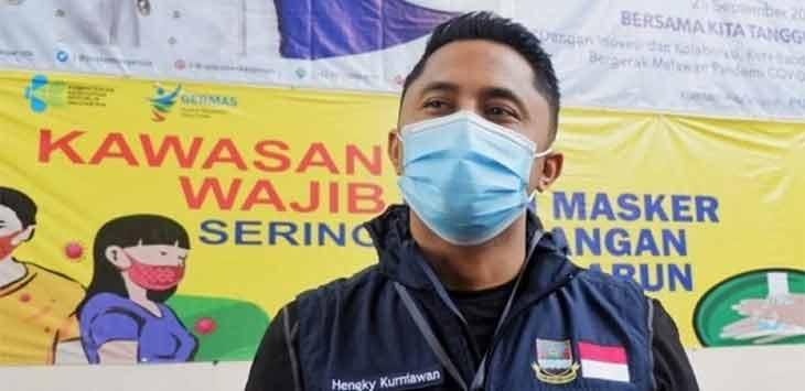Plt Bupati Bandung Barat, Hengky Kurniawan. Ist