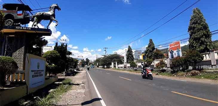 Kota Nayor menjadi ikon dari Pemerintah Kelurahan Cibadak, Kecamatan Cibadak, Kabupaten Sukabumi.