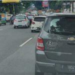 Macet di Bogor
