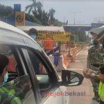 Mudik Pakai Mobil Test Drive, Eh Ketahuan Polisi