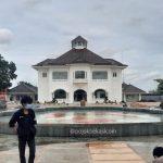 Museum Gedung Juang Bekasi Tutup, Warga Tetap Berdatangan