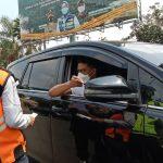 Ribuan Kendaraan Pelat B Gagal Capai Puncak Hari Ini