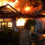 Sepasang Lansia di Jatimulya Tewas Terbakar dalam Kondisi Berpelukan