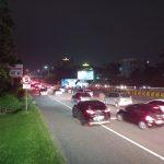 Tol Jagorawi Arah Kota Bogor Ditutup Sementara