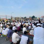 Viral Jemaah Salat Id di Masjid Kranji Membludak, Pemkot Bekasi Pastikan Prokes Dipenuhi