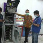 2 Mesin ATM di Minimarket Pangkalan 3 Dibobol Maling, Ratusan Juta Ludes