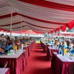 Besok, Warga 8 Kecamatan Jalani Vaksinasi di Stadion Patriot