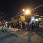 Dugaan penyerangan geng motor di Karawang